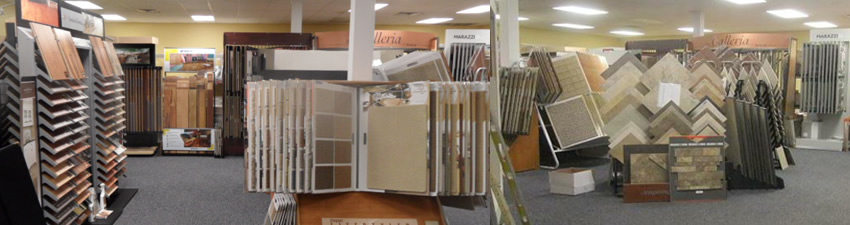Keystone Flooring Showroom